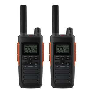 COBRA(R) RX680 Rugged Waterproof Walkie Talkies, Pair RX680