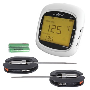 Smart Bluetooth(R) BBQ Grill Thermometer