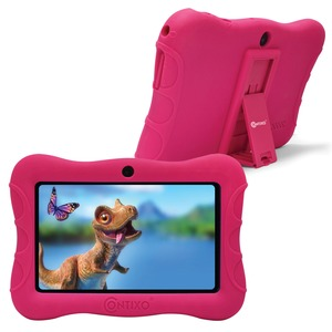 7-Inch Kids Tablet with 16 GB Storage (Pink)