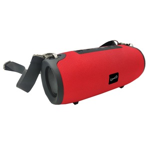 Portable Bluetooth(R) Speaker with True Wireless Technology (Red)