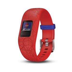 GARMIN(R) Marvel(R) Spider-Man(R) vivofit(R) jr. 2 (Red) 010-01909-36