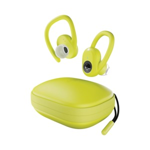 SKULLCANDY(R) Push Ultra True Wireless Sport Earbuds (Yellow) S2BDW-N746