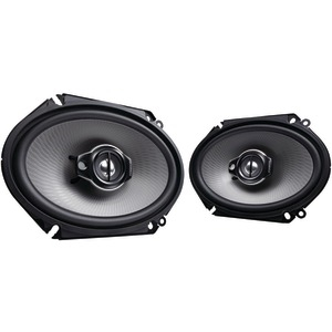 KENWOOD Performance Series 6 inch. x 8 inch. Custom Fit 3-Way Speaker System KFC-C6894PS