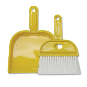 Camper's Whiskbroom and Dustpan