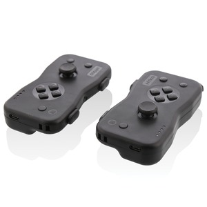 NYKO(R) Dualies Motion Controller Set for Nintendo Switch(TM) (Black) 87240