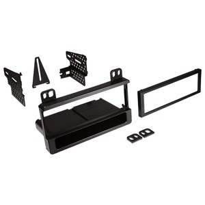 Single-DIN or ISO with Pocket Installation Kit for Ford(R), Lincoln(R), Mazda(R), and Mercury(R) 1995 to 2011
