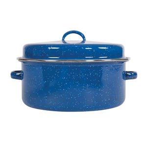 STANSPORT(R) Enamel Cook Pot with Lid 10640