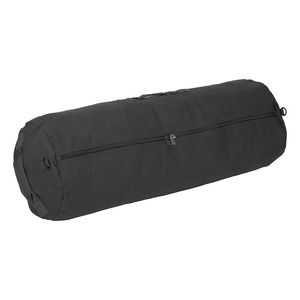 STANSPORT(R) 36 Inch Zippered Canvas Deluxe Duffel Bag (Black) 1230-20