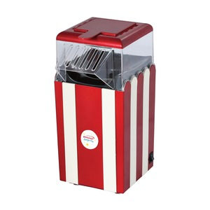 BRENTWOOD(R) APPLIANCES Classic Striped 8-Cup Hot Air Popcorn Maker PC-488R
