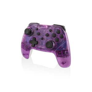 NYKO(R) Wireless Core Controller for Nintendo Switch(TM) (Purple/White) 87270