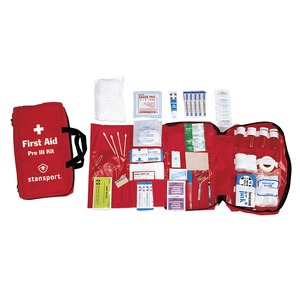 STANSPORT(R) Pro III Family First Aid Kit 634-L