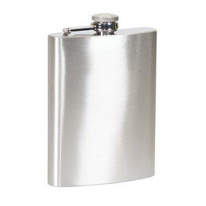 STANSPORT(R) 8-Ounce Stainless Steel Flask 367-333