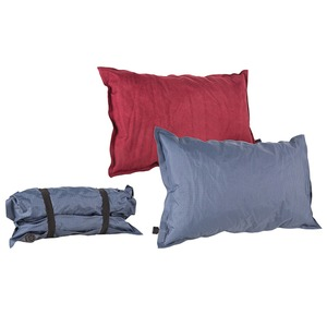 Self-Inflating Pillow/Seat Cushion