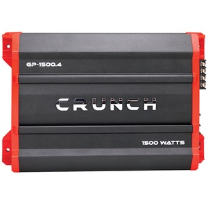 Ground Pounder 1,500-Watt 4-Channel Class AB Amp