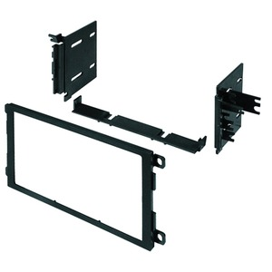 AMERICAN INTERNATIONAL Double-DIN Dash Installation Kit for GM(R) 1992 to 2012 GMK422