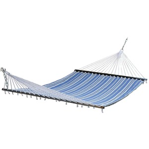 STANSPORT(R) Sunset Quilted Single/Double Padded Hammock 30895