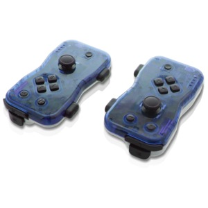 NYKO(R) Dualies Motion Controller Set for Nintendo Switch(TM) (Blue) 87272
