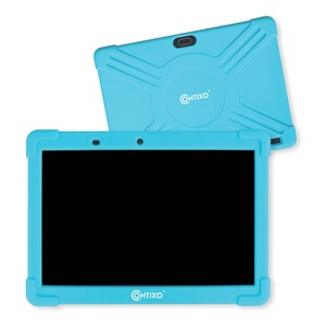 10-Inch Kids Learning Android(TM) Tablet (Blue)