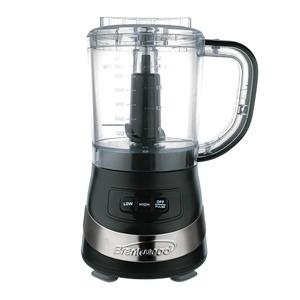 BRENTWOOD(R) APPLIANCES 3-Cup Food Processor (Black) FP-549BK
