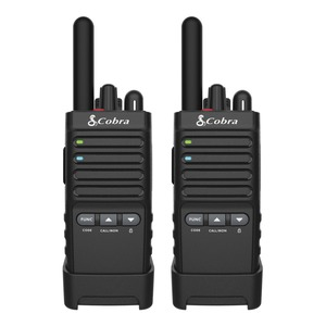 COBRA(R) PX650 PRO Business 2-Watt FRS Walkie Talkies PX650