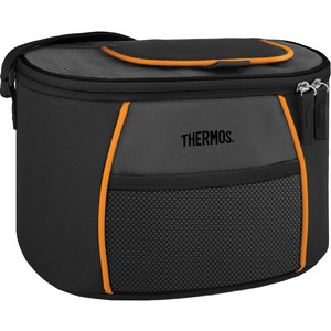 THERMOS(R) Element5(R) 6-Can Cooler (Black/Gray) C63006006