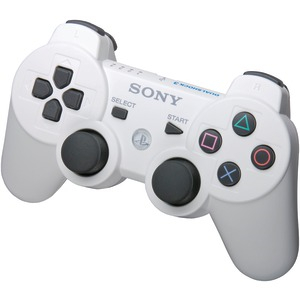 PlayStation(R)3 DUALSHOCK(R)3 Wireless Controller (White)
