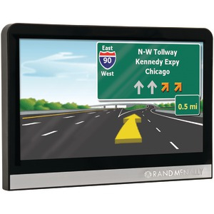 IntelliRoute(R) Truckers' Navigation Device(TM) 710