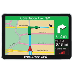 WorldNav 4300 Premium 4.3