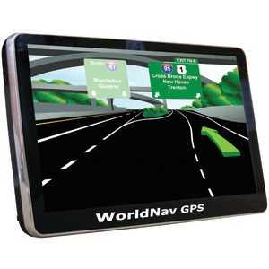 WorldNav 7400 High-Resolution Truck 7