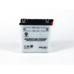 6N6-3B-1 Conventional Power Sports Battery