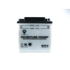 B39-6 Conventional Power Sports Battery