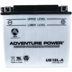 UB18L-A Conventional Power Sports Battery