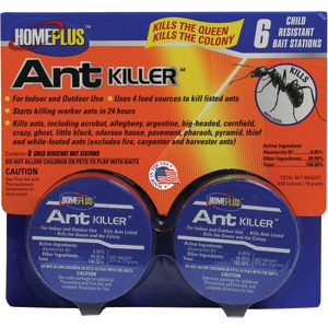 HOME PLUS Ant Killer with Abamectin 7 AT-6ABMETAL