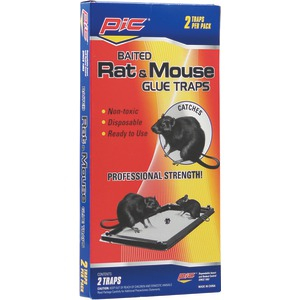 PIC Rat & Mouse Glue Trays 2 pk GT-2