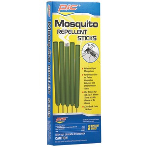 PIC Area Mosquito Repellent Sticks 5 pk MOS-STK