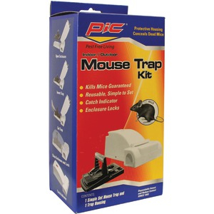 PIC Housing Mouse Trap Kit MTK