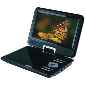 SYLVANIA 9 inch. Swivel-Screen Portable DVD Player SDVD9000B2