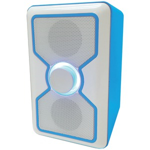 Bluetooth(R) Handsfree Speaker (Blue)