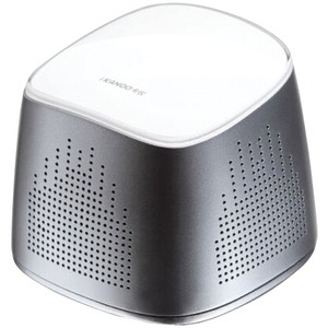 Bluetooth(R) Speaker (Silver-White)