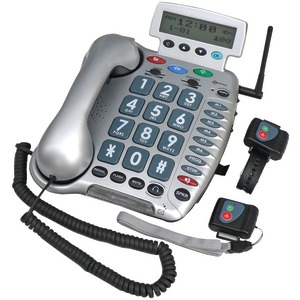 GEEMARC 50dB Amplified Emergency Connect Phone AMPLI600