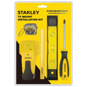 STANLEY TV Mount Installation Tool Kit STH-T75928