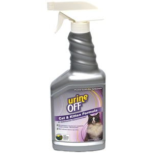 URINE OFF Cat Urine Induction-Sealed Sprayer, 500mL PT6005