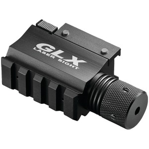 BARSKA GLX Red Laser Sight with Built-in Mount & Rail AU11406