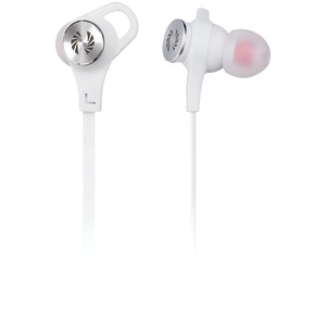 PHIATON BY CRESYN Comfortable Fit In-Ear Headphones with Microphone (White) C530S WHITE