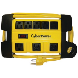 CYBERPOWER Heavy-Duty Power Strip DS806MYL