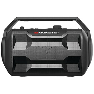 MONSTER Nomad Bluetooth(R) Speaker with NFC MNMD-S-MC