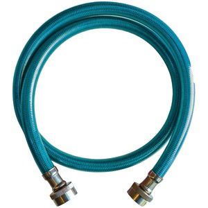 UDP Blue Cover Stainless Steel Inlet Hose Assembly (4ft) WA0707004