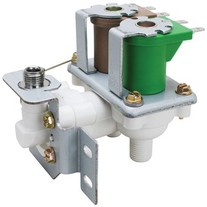 EXACT REPLACEMENT PARTS Refrigerator Water Valve (Replacement for Whirlpool(R) 4318046) ER4318046