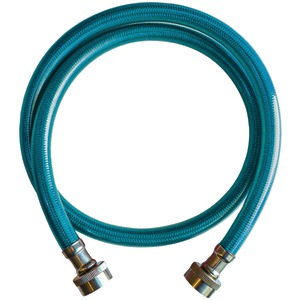 UDP Blue Cover Stainless Steel Inlet Hose Assembly (5ft) WA0707005