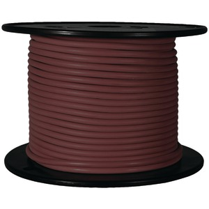 BATTERY DOCTOR GXL Crosslink Wire, 100ft Spool (16 Gauge, Brown) 81033
